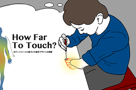 How Far To Touch?