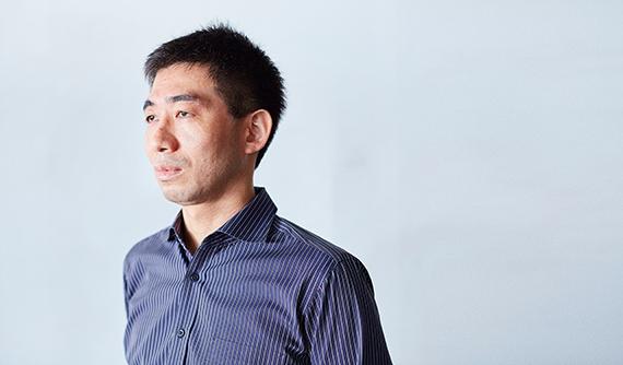 渡邊淳司(NTTコミュニケーション科学基礎研究所)触覚の身体性と記号性から世界の意味を探求する