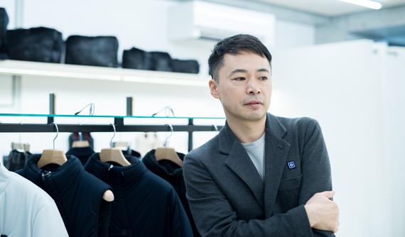 """泉 栄一(MINOTAUR) 革新的なファッションは""""等身大""""と""""手触り""""から生まれた"""