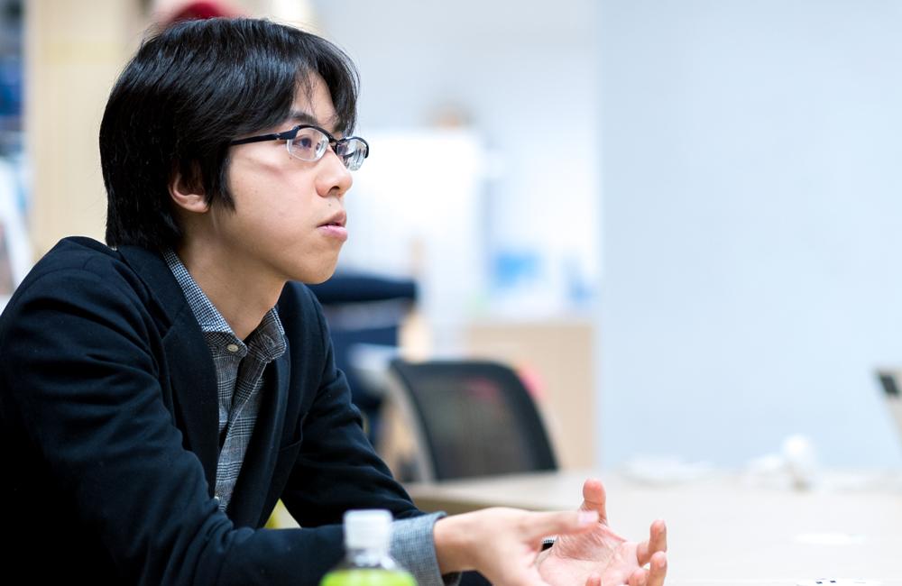 南澤孝太氏の写真1