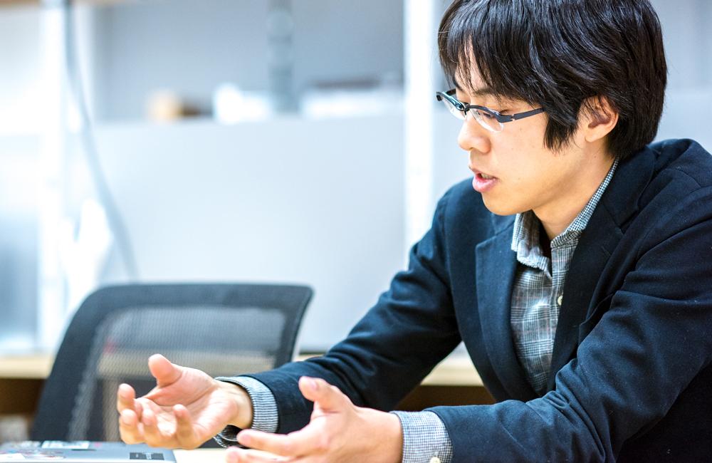 南澤孝太氏の写真2