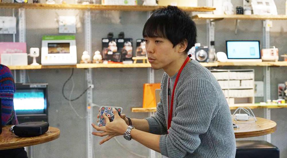 安謙太郎さんの写真