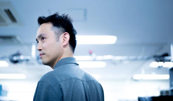 筧 康明(慶應義塾大学環境情報学部准教授) 世界とのインタラクションをデザインする、越境の研究者