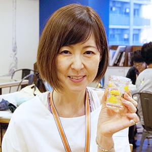 倉澤奈津子(NPO法人Mission ARM Japan / 理事長)