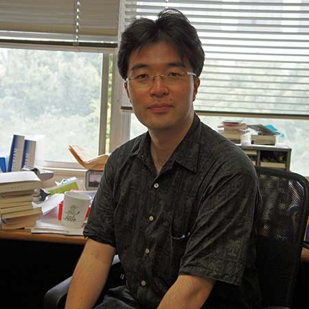 梶本先生の画像