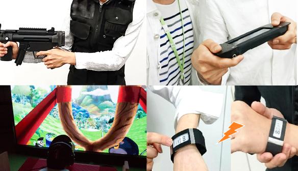 横山 諒(ソニー株式会社)視覚・聴覚・触覚の融合で圧倒的な感動体験を提供する