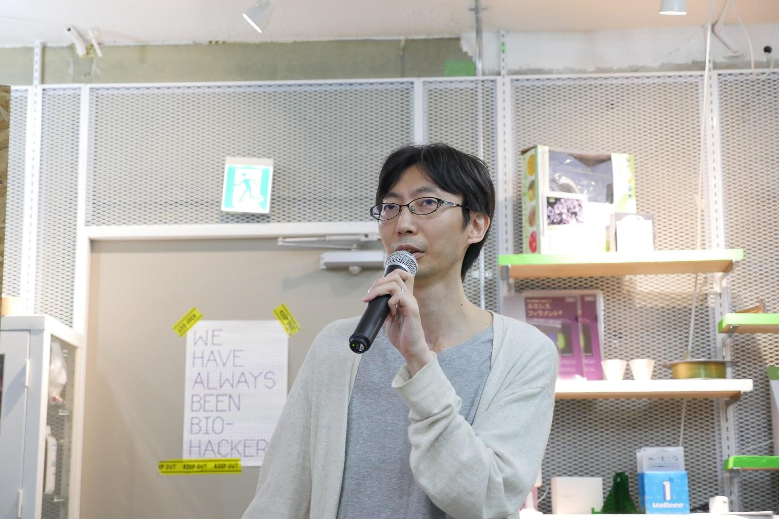 川口さんの写真